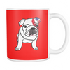 English Bulldog Dog Mugs & Coffee Cups - English Bulldog Coffee Mugs - TeeAmazing - 7