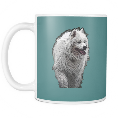Samoyed Dog Mugs & Coffee Cups - Samoyed Coffee Mugs - TeeAmazing - 6