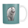 Samoyed Dog Mugs & Coffee Cups - Samoyed Coffee Mugs - TeeAmazing - 5