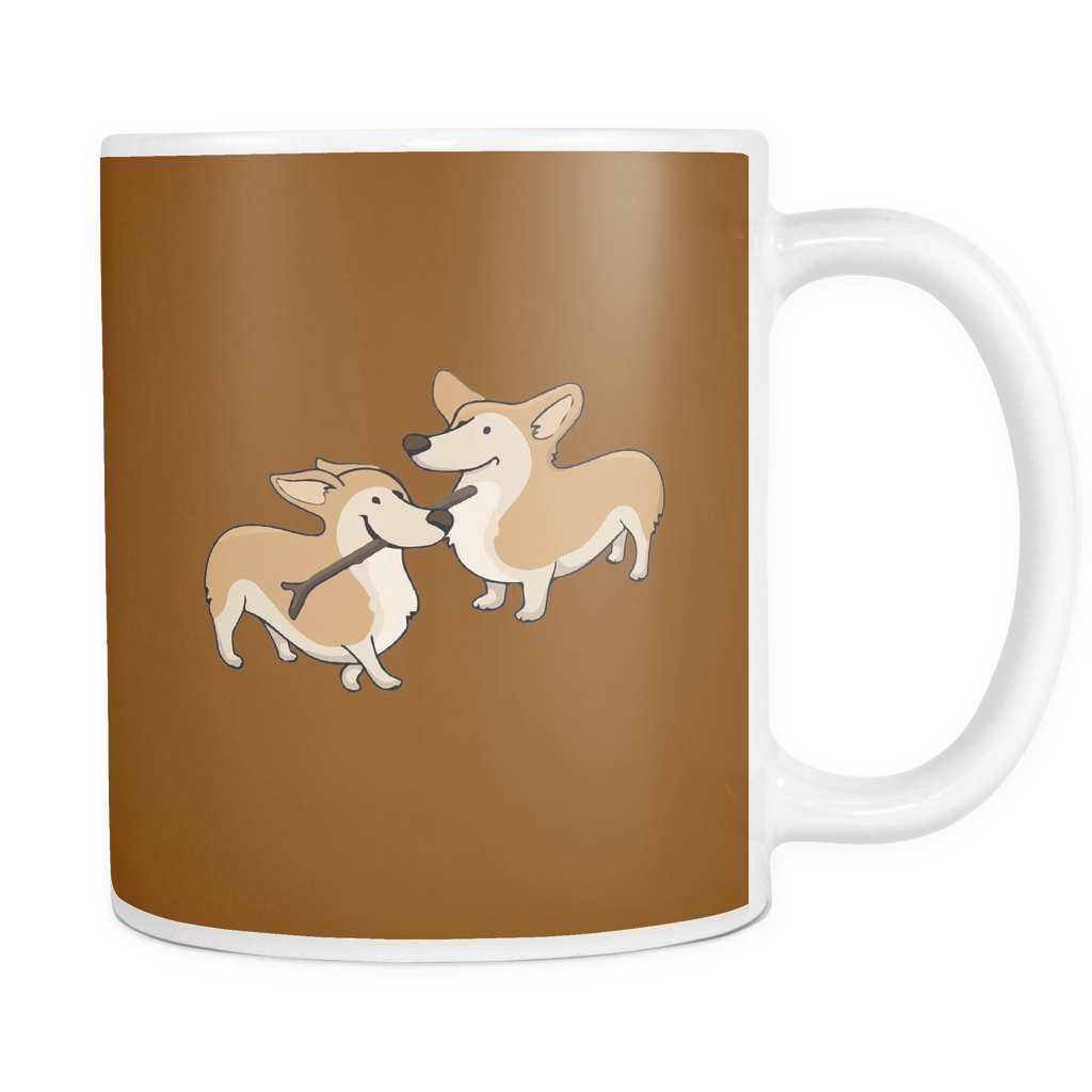 Corgi Dog Mugs & Coffee Cups - Corgi Coffee Mugs - TeeAmazing