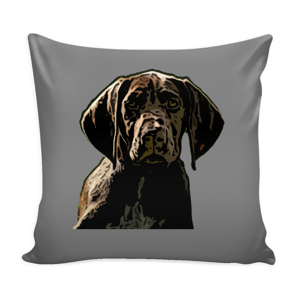 German Shorthaired Pointer Dog Pillow Cover - German Shorthaired Pointer Accessories - TeeAmazing - 2