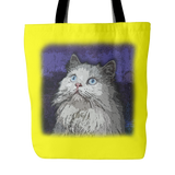 Persian Cat Tote Bags - Persian Terrier Bags - TeeAmazing - 3