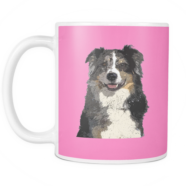 Australian Shepherd Dog Mugs & Coffee Cups - Australian Shepherd Coffee Mugs - TeeAmazing - 8