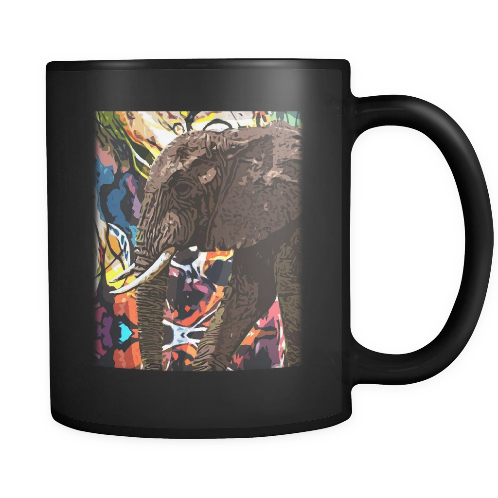 Elephant Mugs & Coffee Cups - Elephant Coffee Mugs - TeeAmazing
