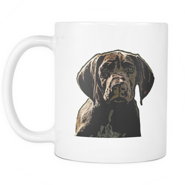German Shorthaired Pointer Dog Mugs & Coffee Cups - German Shorthaired Pointer Coffee Mugs - TeeAmazing - 2