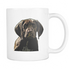 German Shorthaired Pointer Dog Mugs & Coffee Cups - German Shorthaired Pointer Coffee Mugs - TeeAmazing - 1