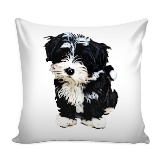 Havanese Dog Pillow Cover - Havanese Accessories - TeeAmazing