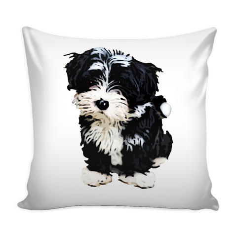 Havanese Dog Pillow Cover - Havanese Accessories - TeeAmazing - 1