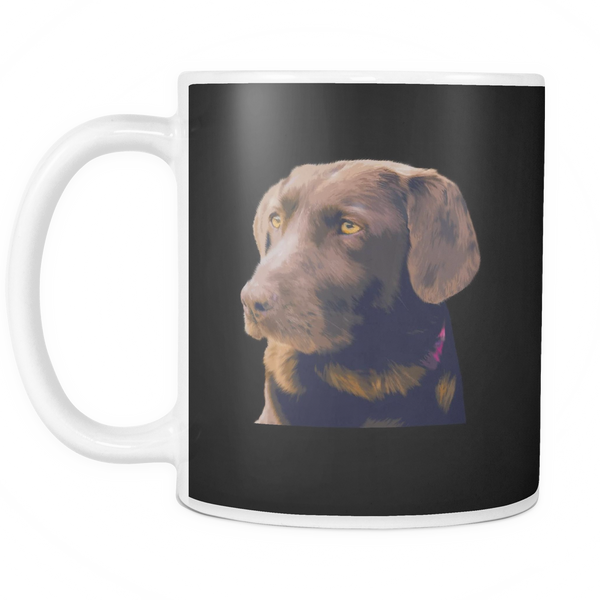 Labrador Retriever Dog Mugs & Coffee Cups - Labrador Retriever Coffee Mugs - TeeAmazing - 4