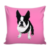 Boston Terrier Dog Pillow Cover - Boston Terrier Accessories - TeeAmazing - 4