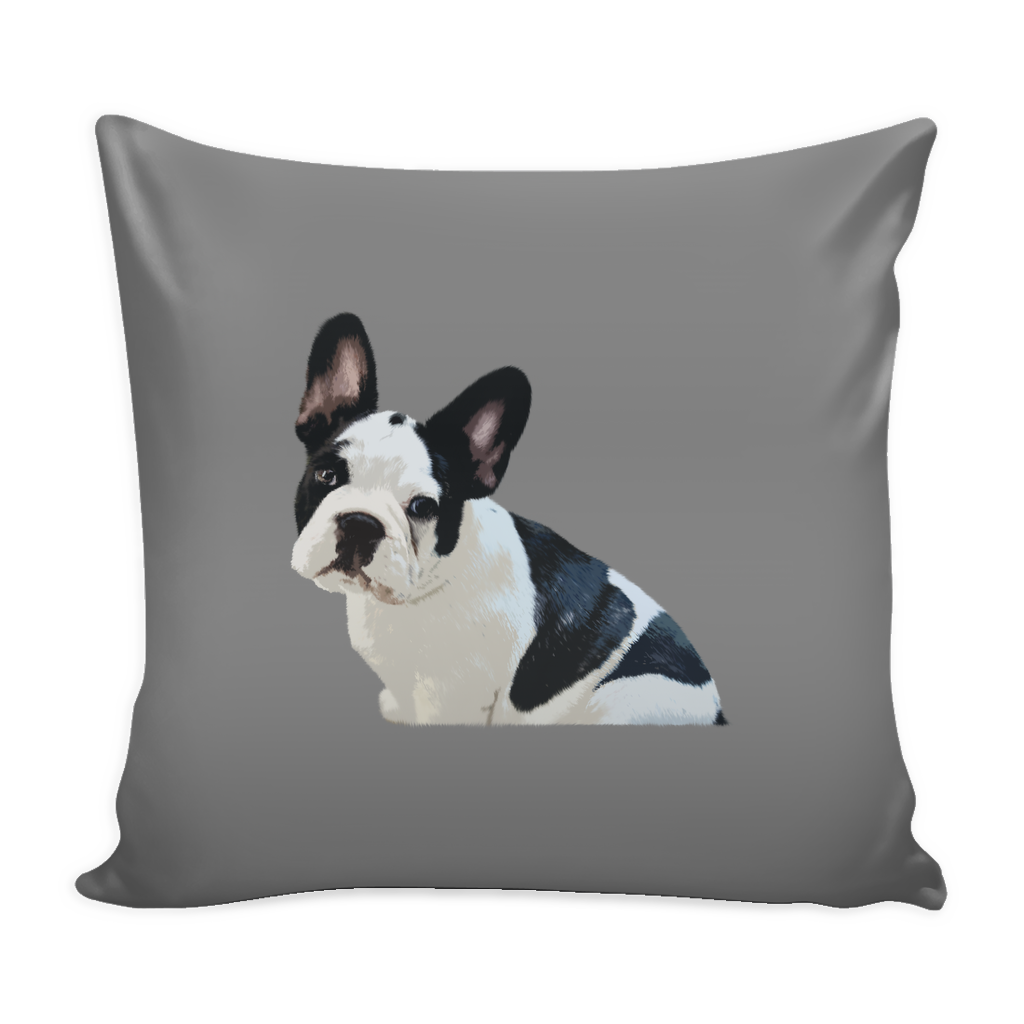 French Bulldog Dog Pillow Cover - French Bulldog Accessories - TeeAmazing