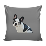 French Bulldog Dog Pillow Cover - French Bulldog Accessories - TeeAmazing - 3