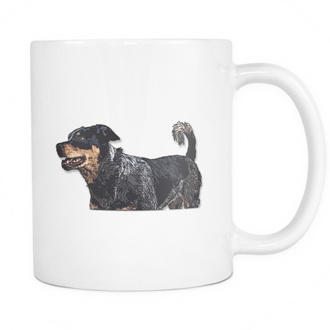 Australian Cattle Dog Mugs & Coffee Cups - Australian Cattle Coffee Mugs - TeeAmazing - 1