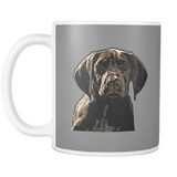 German Shorthaired Pointer Dog Mugs & Coffee Cups - German Shorthaired Pointer Coffee Mugs - TeeAmazing - 4