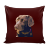 Labrador Retriever Dog Pillow Cover - Labrador Retriever Accessories - TeeAmazing