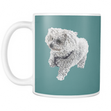 Bichon Frise Dog Mugs & Coffee Cups - Bichon Frise Coffee Mugs - TeeAmazing