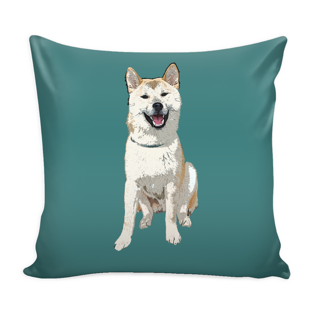 Akita Dog Pillow Cover - Akita Accessories - TeeAmazing - 3