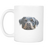 Rottweiler Dog Mugs & Coffee Cups - Rottweiler Coffee Mugs - TeeAmazing - 2