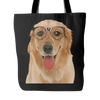Golden Retriever Dog Tote Bags - Golden Retriever Bags - TeeAmazing - 2