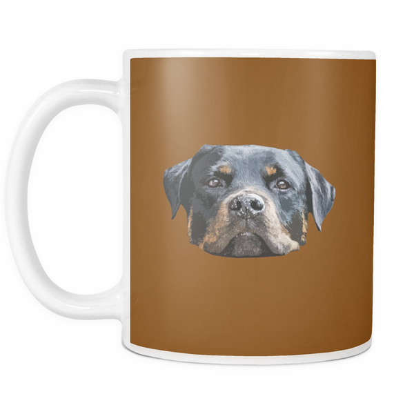 Rottweiler Dog Mugs & Coffee Cups - Rottweiler Coffee Mugs - TeeAmazing - 6