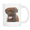 Dogues de Bordeaux Dog Mugs & Coffee Cups - Dogues de Bordeaux Coffee Mugs - TeeAmazing - 1