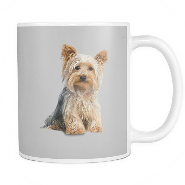 Yorkshire Terrier Dog Mugs & Coffee Cups - Yorkshire Terrier Coffee Mugs - TeeAmazing - 5