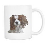 Cavalier King Charles Spaniel Dog Mugs & Coffee Cups - Cavalier King Charles Spaniel Coffee Mugs - TeeAmazing - 1