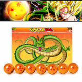 Dragon Ball Z 1-7 Star Medium Size 1pcs Crystal Dragon Ball Rubber Material - TeeAmazing