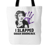 I Slapped Ouiser Boudreaux Tote Bags - Steel Magnolias Bags - TeeAmazing - 2