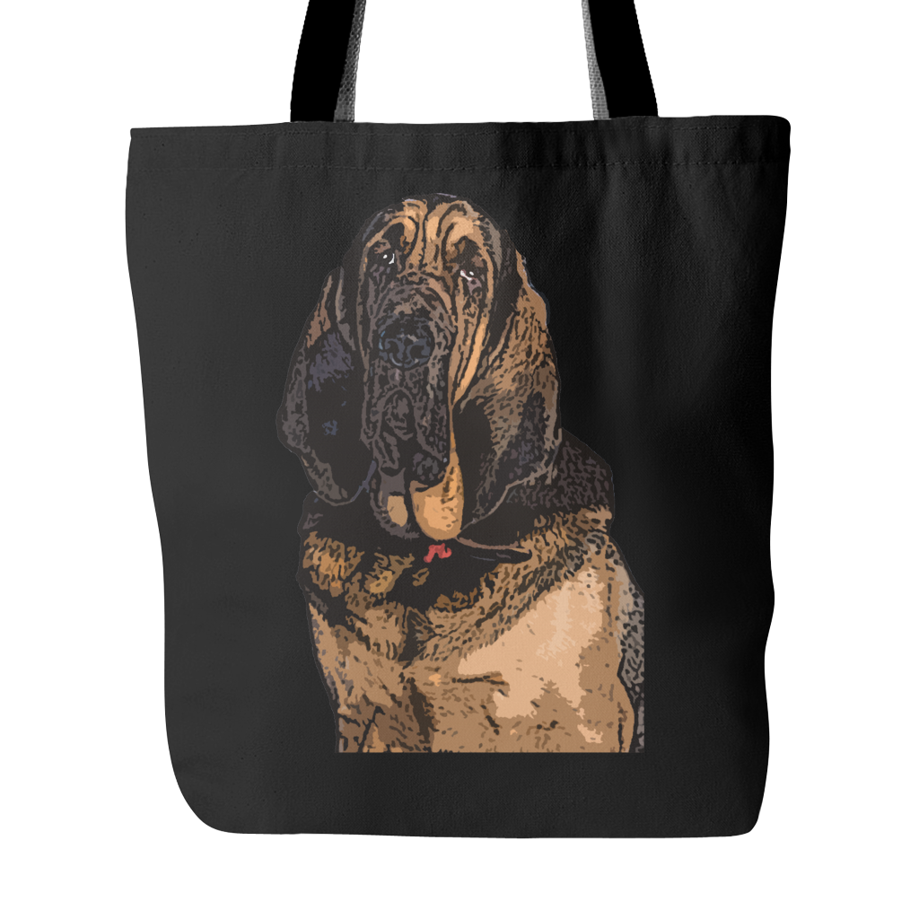 Bloodhound Dog Tote Bags - Bloodhound Bags - TeeAmazing - 2
