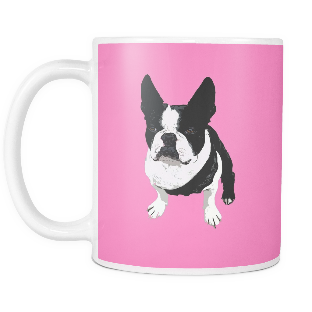 Boston Terrier Dog Mugs & Coffee Cups - Boston Terrier Coffee Mugs - TeeAmazing