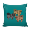 Chow Chow Dog Pillow Cover - Chow Chow Accessories - TeeAmazing - 4