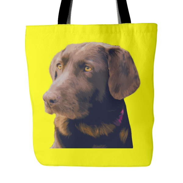 Labrador Retriever Dog Tote Bags - Labrador Retriever Bags - TeeAmazing - 1