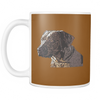 Rhodesian Ridgeback Dog Mugs & Coffee Cups - Rhodesian Ridgeback Coffee Mugs - TeeAmazing - 4