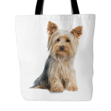 Yorkshire Terrier Dog Tote Bags - Yorkshire Terrier Bags - TeeAmazing - 2