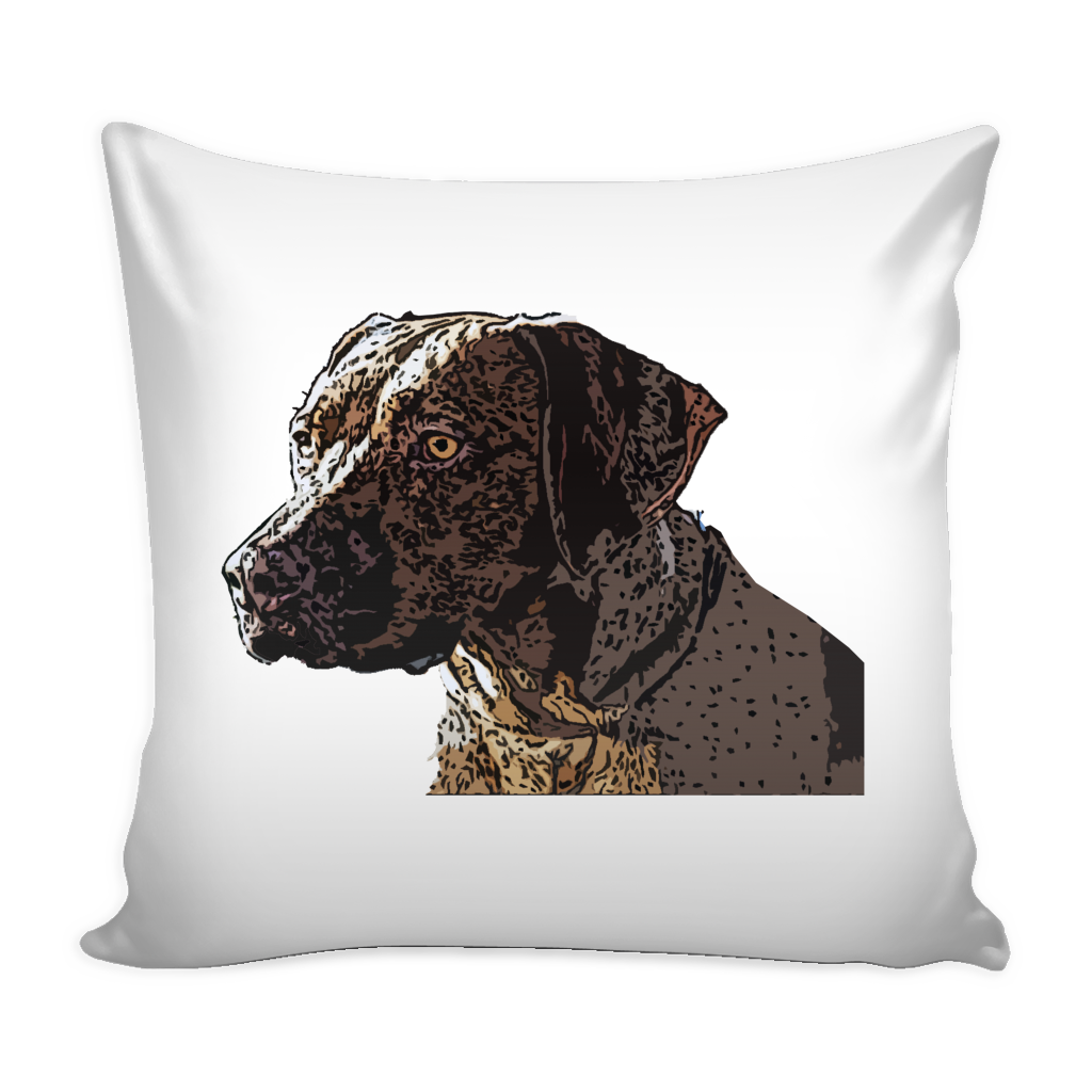 Rhodesian Ridgeback Dog Pillow Cover - Rhodesian Ridgeback Accessories - TeeAmazing