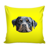 Rottweiler Dog Pillow Cover - Rottweiler Accessories - TeeAmazing