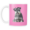 Miniature Schnauzer Dog Mugs & Coffee Cups - Miniature Schnauzer Coffee Mugs - TeeAmazing - 8