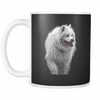 Samoyed Dog Mugs & Coffee Cups - Samoyed Coffee Mugs - TeeAmazing - 4