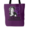 I Slapped Ouiser Boudreaux Tote Bags - Steel Magnolias Bags - TeeAmazing - 4