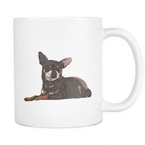 Chihuahua Dog Mugs & Coffee Cups - Chihuahua Coffee Mugs - TeeAmazing