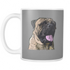 Bullmastiff Dog Mugs & Coffee Cups - Bullmastiff Coffee Mugs - TeeAmazing - 4