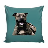 Staffordshire Bull Terrier Dog Pillow Cover - Staffordshire Bull Terrier Accessories - TeeAmazing - 3