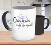 Grandkids Make Life Special Color Changing Mug - Grandma Mug - TeeAmazing