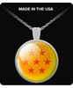 Crystal Ball 7 Stars Necklaces & Pendants - Dragonball Necklaces - TeeAmazing