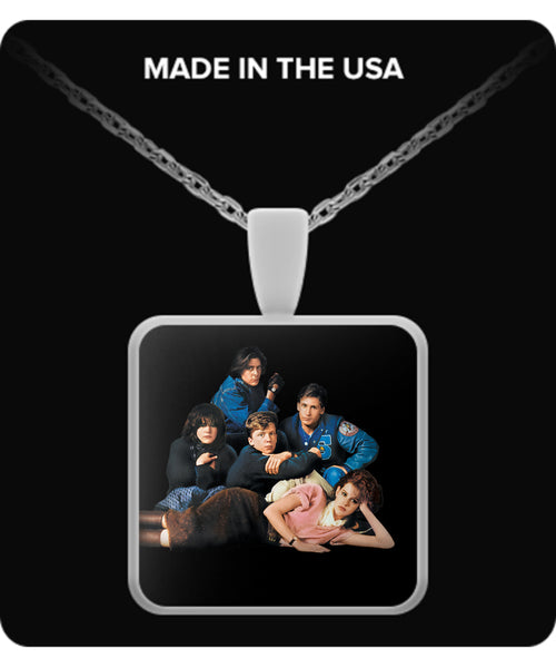 The Breakfast Club Necklaces & Pendants - The Breakfast Club Necklaces - TeeAmazing - 2