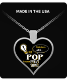 POP Knows More Necklace - POP Necklace - TeeAmazing