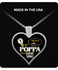 Poppa Knows More Necklace - Poppa Necklace - TeeAmazing - 3