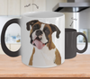 Boxer Color Changing Mugs & Coffee Cups - Boxer Coffee Mugs - TeeAmazing - 2