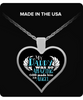 My Daddy Was So Amazing Necklaces & Pendants - Dad Necklaces - TeeAmazing - 1